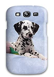 Tpu Case For Galaxy S3 With Dalmatian