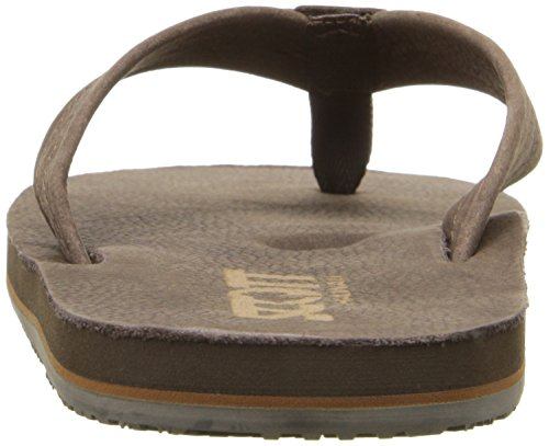 Cioccolato Flip-flop Di Scott Hawaii Mens Kakina