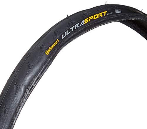 Continental Ultra Sport II Fold Bike Tire, Black, 700cm x 23 (Specialized Bike Tires)