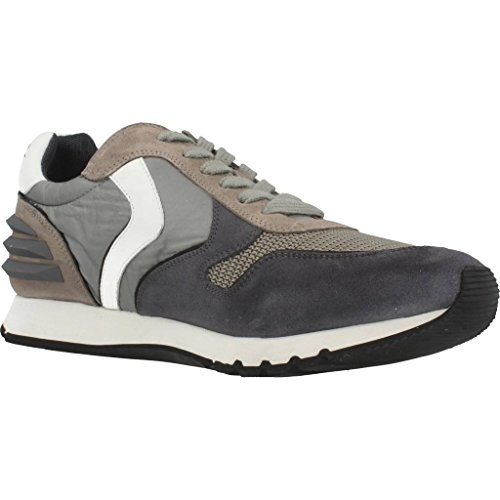 Calzado deportivo para hombre, color gris , marca VOILE BLANCHE, modelo Calzado Deportivo Para Hombre VOILE BLANCHE LIAM POWER Gris