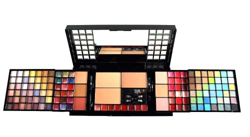 Cameo Complete Eye Shadow and Blusher Makeup Palette Kit Cos