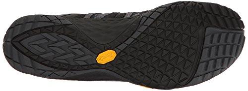 Pour Course De Noirs Chaussures Homme 4 Merrell Gants noir cngSqpx7