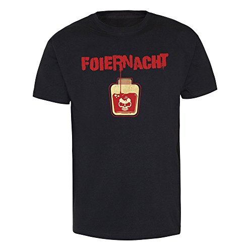 """Foiernacht """"... mit meinem Blut geschrieben"""" T-Shirt (S)"""