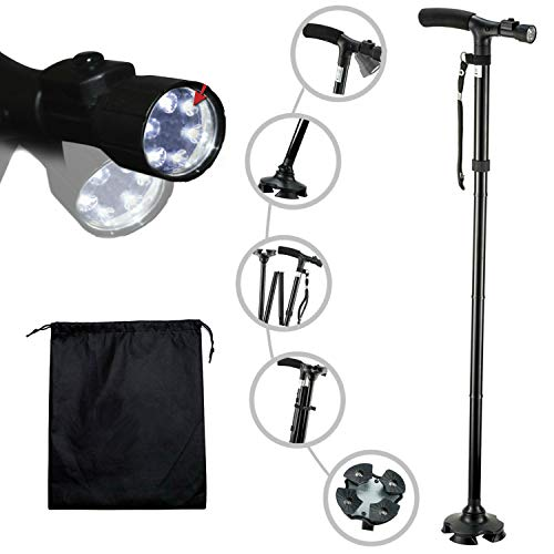 Walking Cane With Led Light