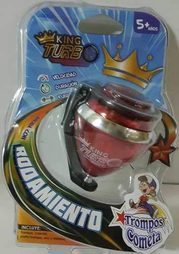 TROMPO De Punta Giratoria Turbo Flash con Luz: Amazon.es: Juguetes y juegos