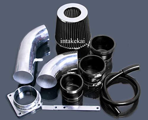 PERFORMANCE COLD AIR INTAKE KIT + FILTER FOR 2001-2003 FORD EXPLORER/EXPLORER SPORT TRAC/RANGER / 2001-2003 MAZDA B4000 4.0 4.0L SOHC V6 ENGINE (BLACK)