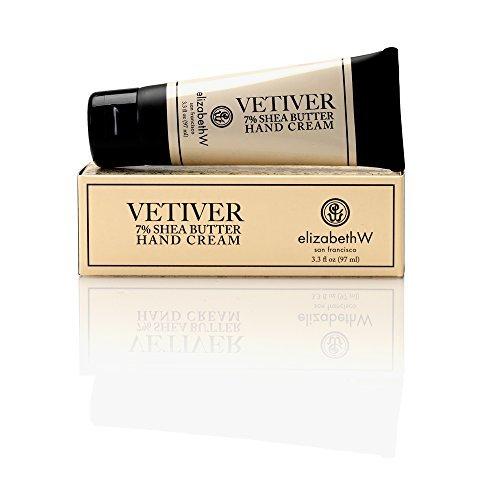elizabethW Vetiver Hand Cream 3.3 ounces by elizabeth - Elizabeth Mall Shopping