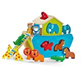 Imaginarium 15 Piece Animal Ark Shape Sorter