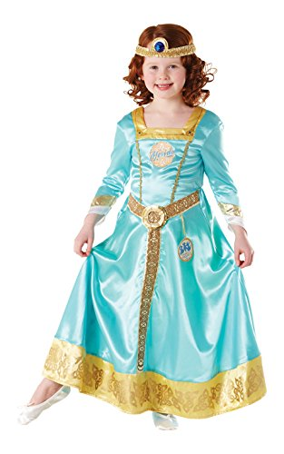 Rubie's Official Disney Princess Merida Deluxe Ornamental Merida, -