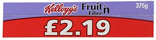 Kellogg'S 1 Fruit And Fibre, 375G by Kellogg's (Image #4)
