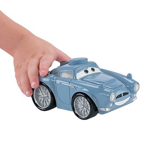 Fisher-Price Disney/Pixar Cars 2 Finn McMissile Light New