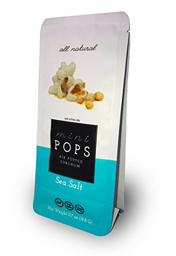 Mini Pops - Sea Salt Mini ( 8 packs )