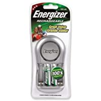 Energizer Basic Charger with Slots for 4 AA or