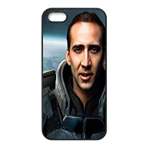 [Film Stars Series] Nicolas Cage Case for Iphone 5,5S SEXYASS5S 1506 by icecream design