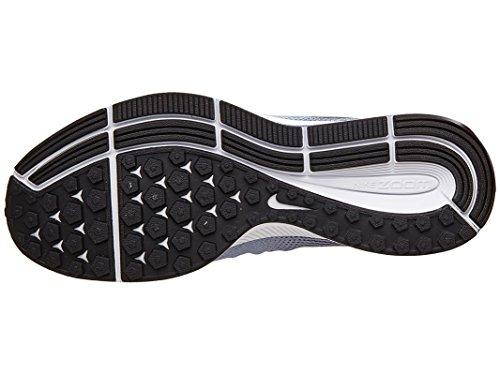 Nike Pegasus 33 Men Shoe Gy / Bl / Blk 11.0 B