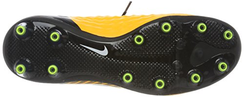 Ii Men NIKE white s Orange Black volt pro Orange Football Boots white Ag Laser Magista Orden aqqdI