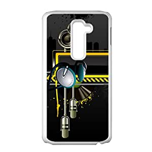 Cteative Insect Robot Custom Protective Hard Phone Cae For LG G2