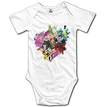 Cotton Baby Gravity Falls Cartoon Dipper Mabel Hirsch Toddler Climb Jumpsuit