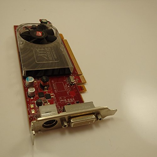 Dell ATI Radeon Hd 3450 Dms-59 256mb Y103d Pcie X16 S-video Graphics Card B629 Dell Video Card