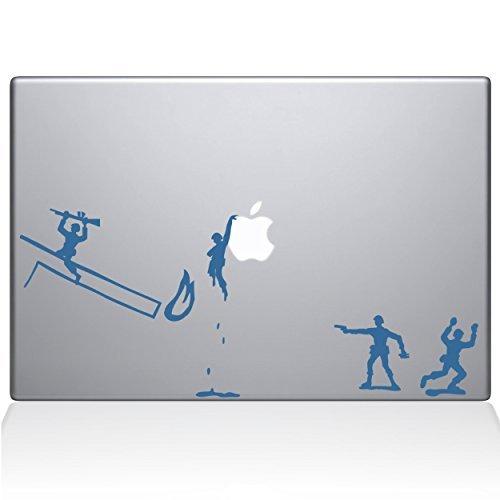 一番の The The Decal Guru 0108-MAC-12M-LB 12 Army Men Vinyl Sticker Sticker 12 Macbook Blue [並行輸入品] B0788LWPH3, バイクファーム:f5b5d034 --- a0267596.xsph.ru
