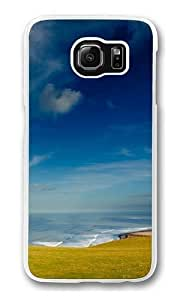 Beautiful Summer Day Custom Samsung Galaxy S6/Samsung S6 Case Cover Polycarbonate Transparent