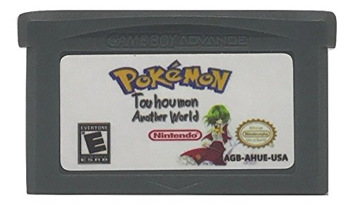 Amazon com: Pokemon Touhoumon Another World - made for Nintendo Game