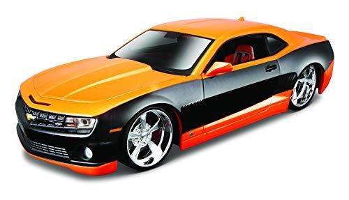 Maisto CSAL 2010 Chevrolet Camero SS RS (Model Cars Kits To Build Camaro)