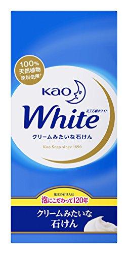 Kao White Regular (85g * 6 pcs)