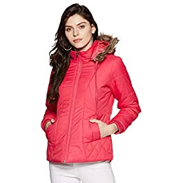 Buy Qube By Fort Collins Women's Jacket India 2021
