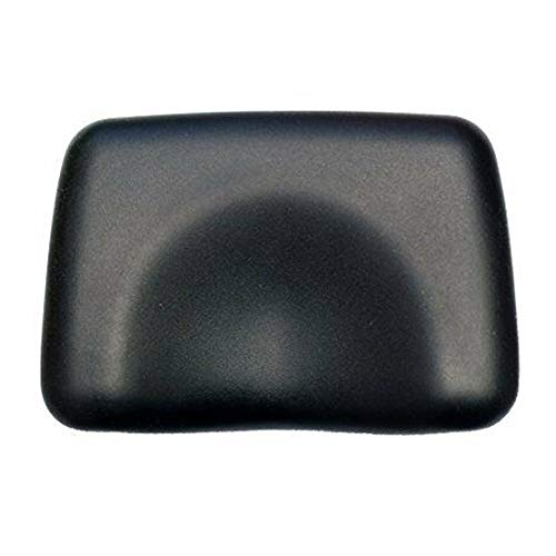 Great Black Tanning Bed Pillow Foam Contoured 1Pc