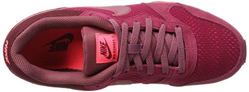 Nike Women Md Corridore 2 Scarpe Sala Multicolore (rosso Nobile / Port-caldo Pugno)