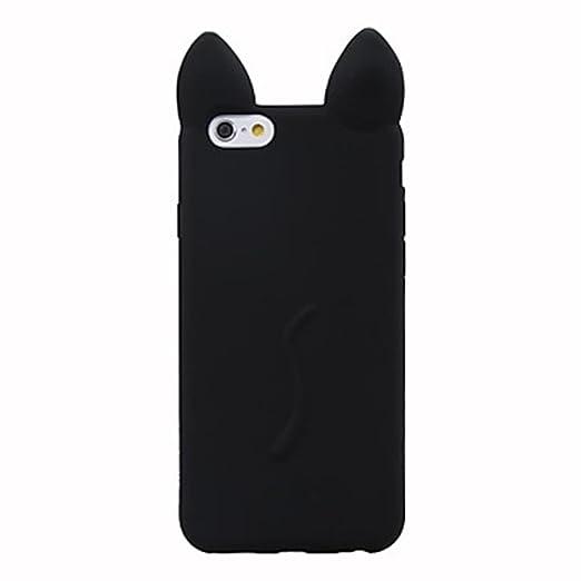 12 opinioni per NightKid custodia Gatti e gattini dell'orecchio in morbido silicone (iPhone 5C