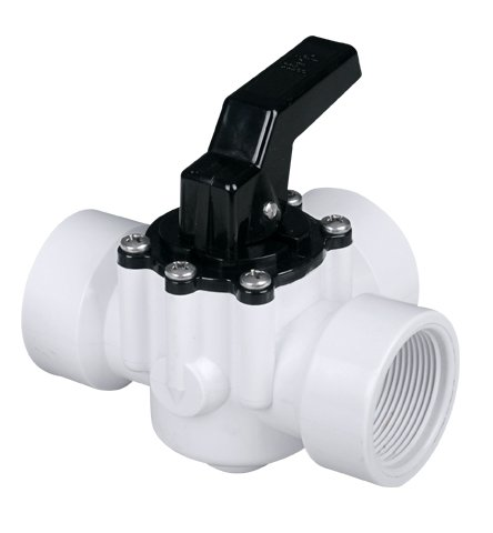 Fibropool 3 Way Diverter Pool Valve 1 1/2