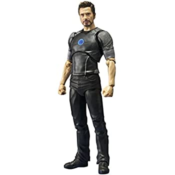 Bandai S.H. Figuarts Ironman Tony Stark 150mm ABS/PVC Action Figure