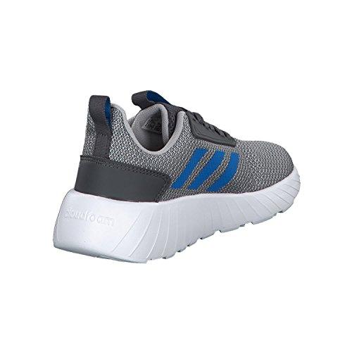 adidas Questar Drive K, Zapatillas de Deporte Unisex Niños Gris (Gricin / Azubri / Gridos 000)