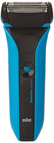 Braun Waterflex Shaver Electric Rechargeable