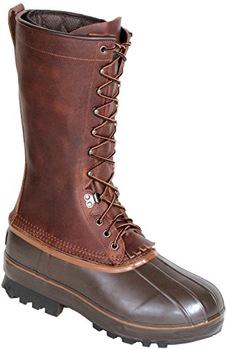 Kenetrek Unisex 13 Inch Northern Insulated Boot,Brown,11 M US ()