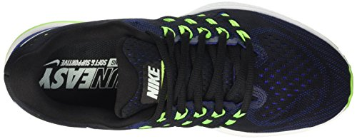 Nike Herren Air Zoom Vomero 11 Trainingsschuhe Schwarz (Black/Burley Green Concord Electric GreenBlack/Burley Green Concord Electric Green)