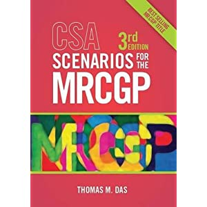 CSA Scenarios for the MRCGP, 3rd edition Paperback – 25 Sept. 2014