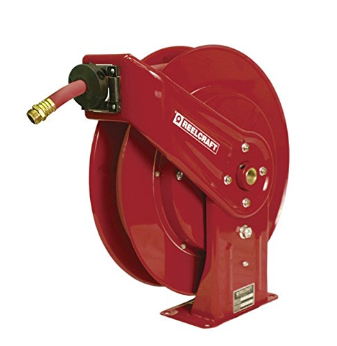 Reelcraft Heavy Duty Water 5/8 in. Hose Reel - 35 ft. by Reelcraft