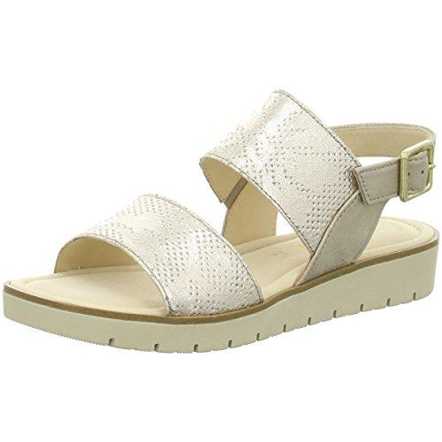 Gabor Women's 65.570.63 Fashion Sandals Sand 1FNmPjZ