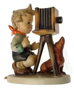c1964 HUM178 The Photographer figurine - NEGR50