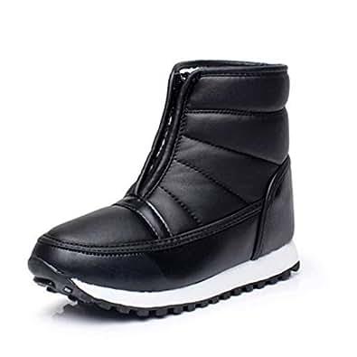 Amazon.com | T-JULY Women Winter New Warm Snow Boots