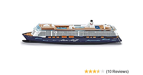 Amazoncom Siku Mein Schiff Ship Toys Games - Cruise ship toys for sale