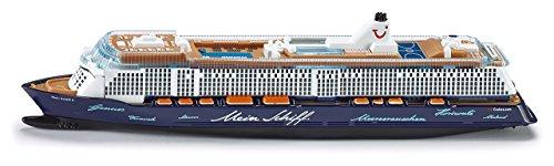 Siku Tui Cruise Ship 3-1:1400 Scale,vehicle by Siku