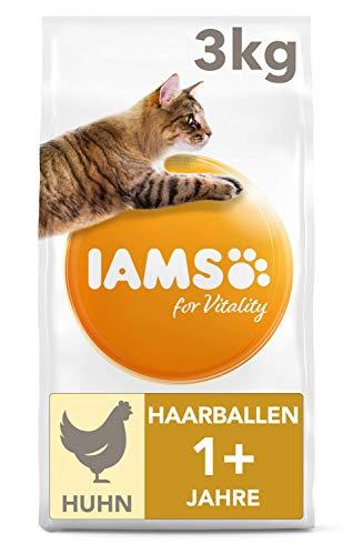 IAMS for Vitality Spezial Katzenfutter, Trockenfutter für Katzen mit besonderen Bedürfnissen, verschiedene Sorten und…