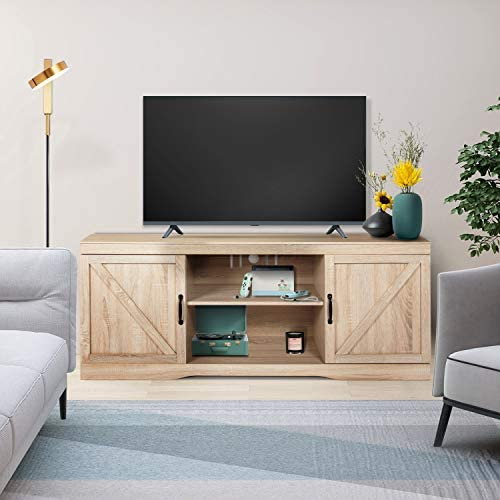 SCYL Color Your Life Barn Wooden TV Stand