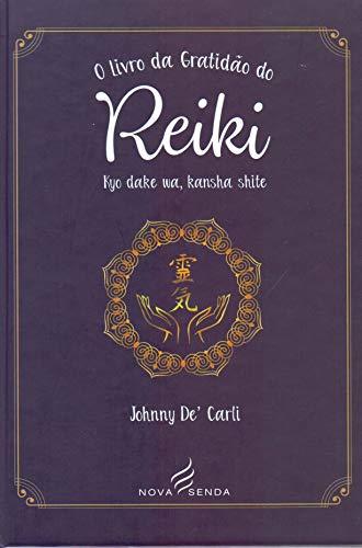 Livro da Gratidão do Reiki