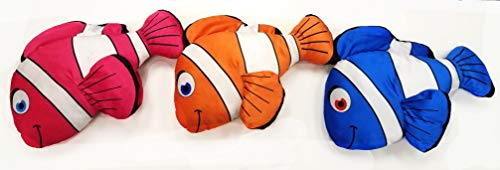 Plush Clown Fish, 4