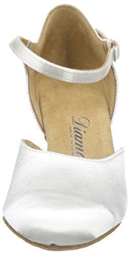 Chaussures Blanc 051 Tanzschuhe Brautschuhe 085 Femme Blanc 092 Salon Danse de Standard de Diamant x4Tg1wqx